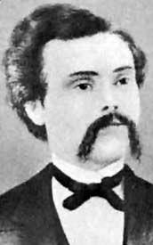 Alexander McSween era un comerciante que detestaba la violencia; entendió demasiado tarde que un lugar como Lincoln no era para alguien como él.