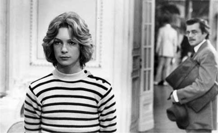 Escena de Muerte en Venecia (Luchino Visconti). Imagen: Alta Cinematografica.