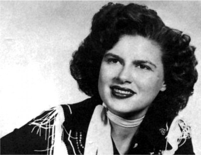 Patsy Cline. Foto: Decca Records.