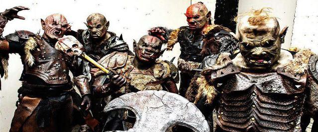 Imagen: Heavy-metal world.