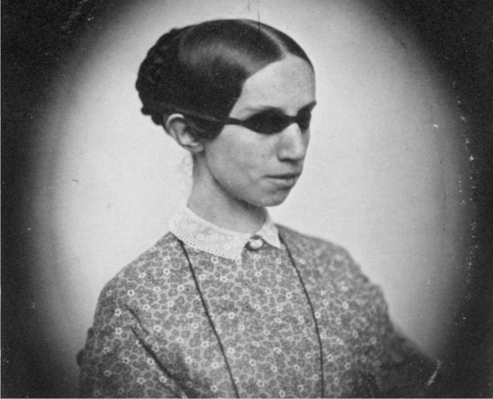 Laura Bridgman  (1829-1889). Fotografía: Cordon Press.