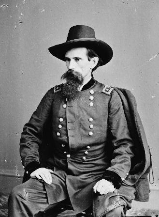 """El general Lew Wallace, gobernador de New Mexico y autor de la novela """"Ben-Hur: A Tale of the Christ"""""""