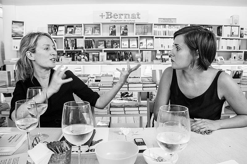 Milena Busquets y Jenn Díaz para Jot Down 1