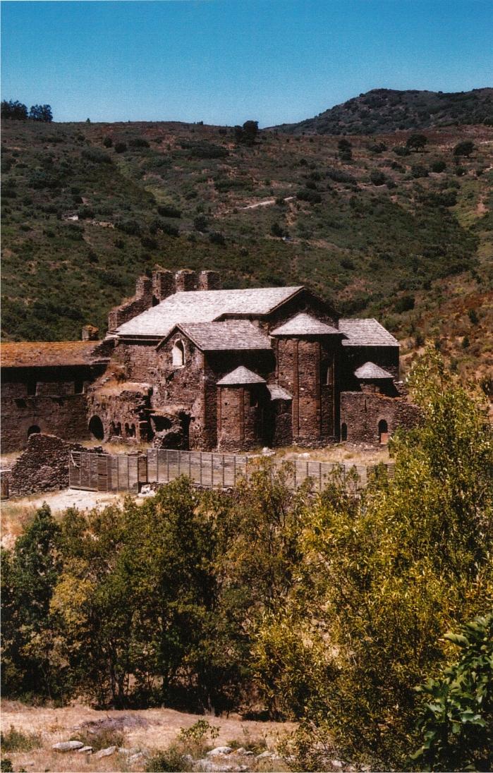 Otra vista de Sant Quirze.