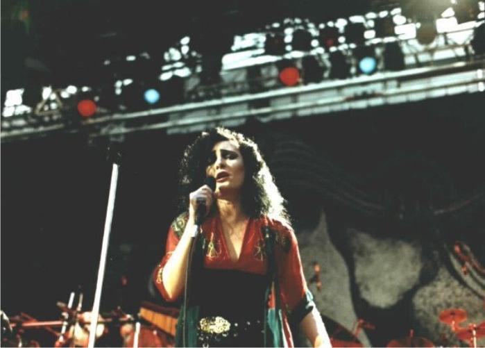 Siouxsie Sioux. Foto: Carlos Aguilar (CC)