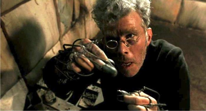 Tom Waits en Drácula, de Bram Stoker. Imagen: Columbia Pictures.