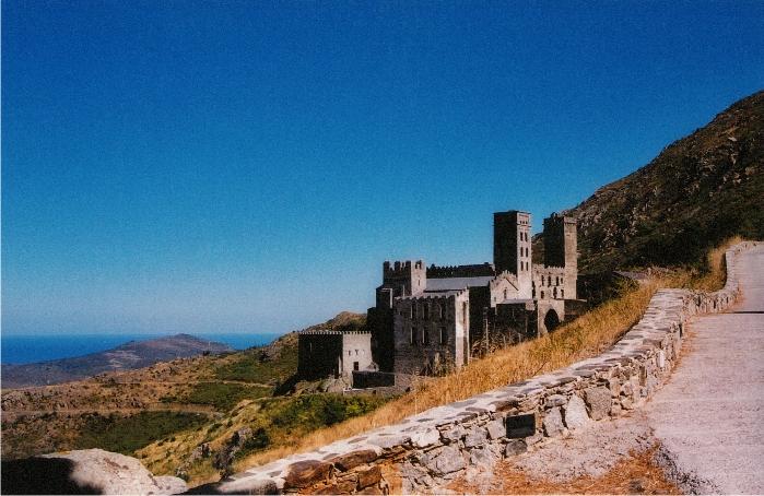 Vista de Sant Pere