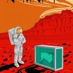 Concurso de ilustración A Marte
