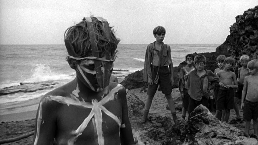 Lord of the Flies, 1963. Imagen: Two Arts Ltd.