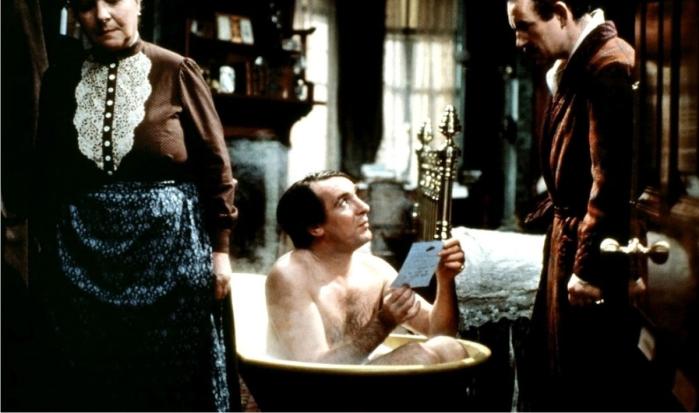 La vida privada de Sherlock Holmes. Imagen:
