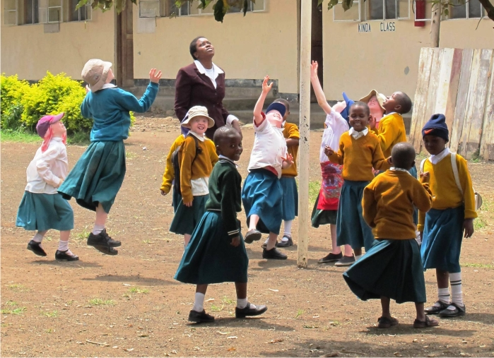 Fotografía cedida por Fundación África Directo.