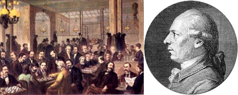 Fig 2 La Regencia y Philidor