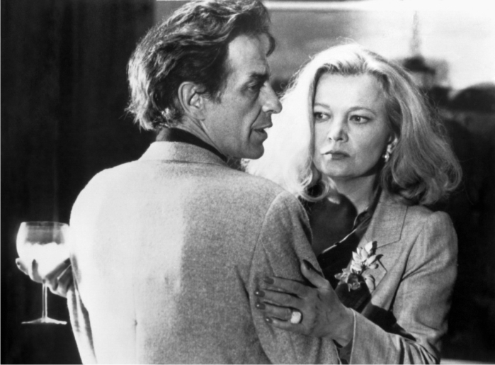 John Cassavetes y Gena Rowlands en Opening Night. Imagen: Faces Distribution.