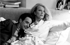 John Cassavetes y Gena Rowlands. Foto: Crodon Press.