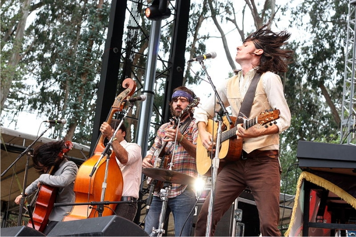 The Avett Brothers. Foto: Moses (CC)