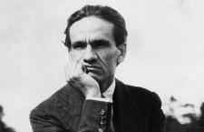César Vallejo, el poeta. Fotografía: DP