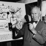 Rube Goldberg y la máquina improbable