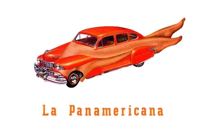 «La Panamericana». Sean Mackaoui. 2012.