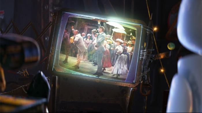 Wall-E (2008). imagen: Pixar
