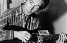 Woody Guthrie. Fotografía: DP