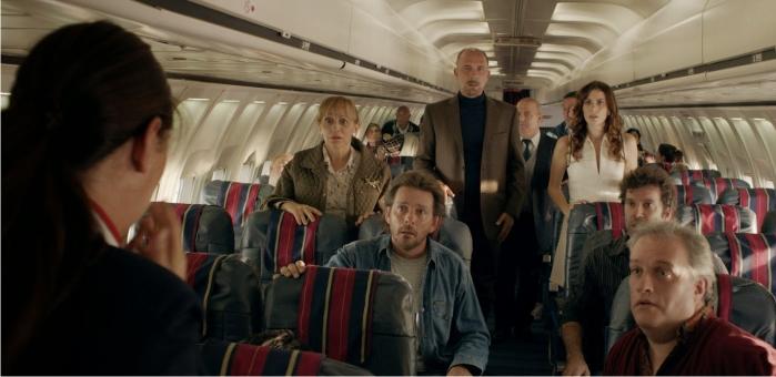 Escena de Relatos salvajes. Imagen: Corner Producciones / Kramer & Sigman Films / El Deseo / Telefé / ICAA.