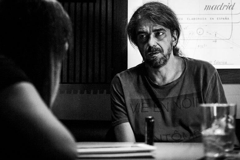 Fernando León de Aranoa para Jot 6