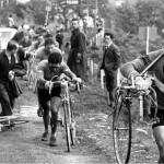 Una carretera construida para castigar a los ciclistas