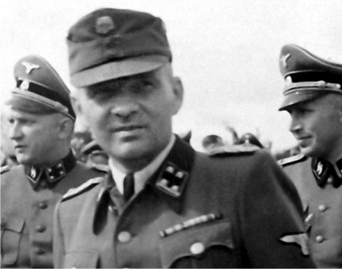 Rudolf Höss. Foto: Schutzstaffel (DP)
