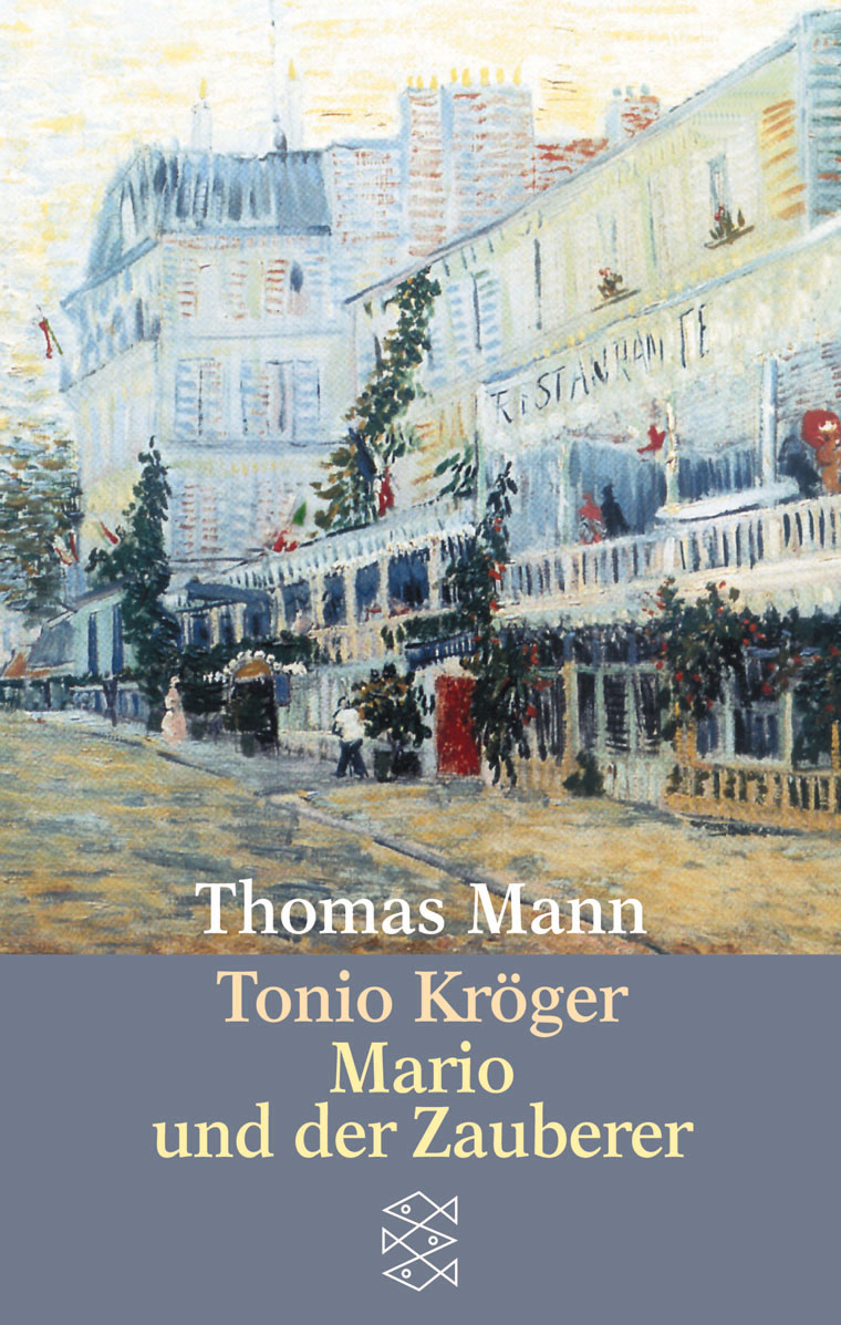 TONI KROEGER, THOMAS MANN
