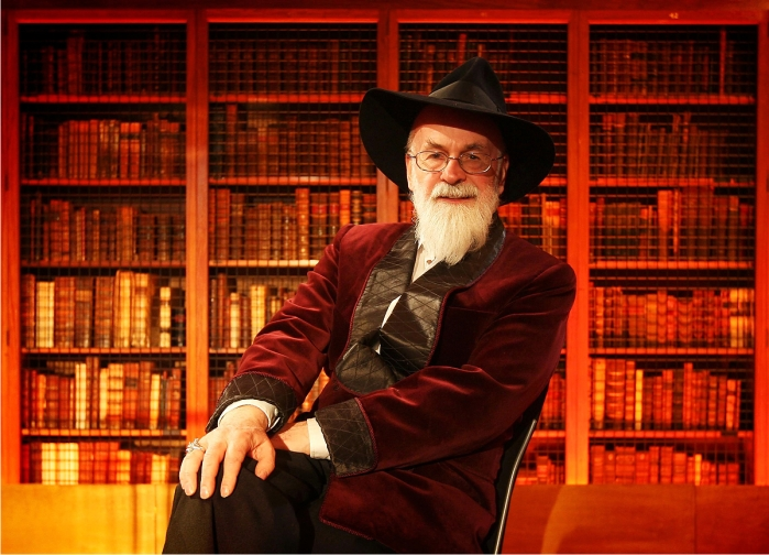 Terry Pratchett. Foto: Cordon Press.