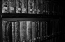 Biblioteca del monasterio de Yuso. Foto: Yolanda Gándara.