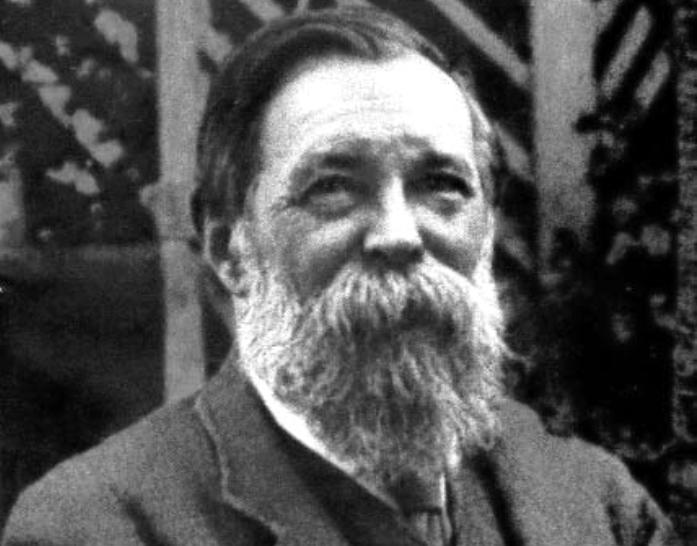 Friedrich Engels. Foto: DP.