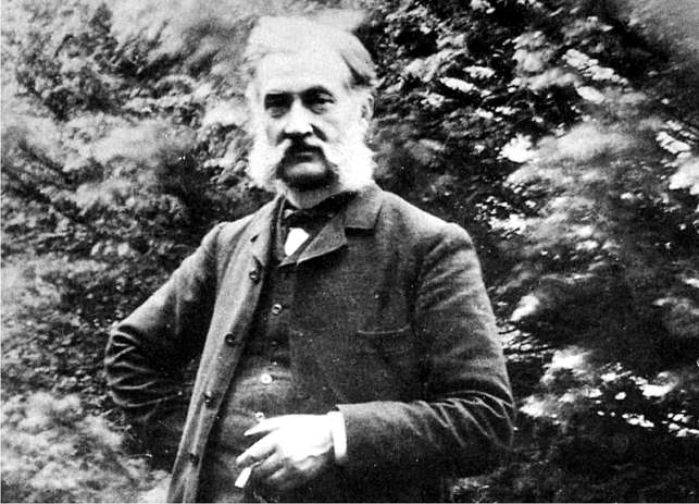 Louis Le Prince. Foto: New York Public Library (DP)