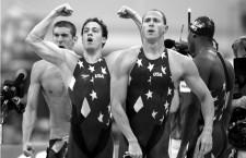 La increíble historia de Jason Lezak y los ocho oros de Michael Phelps