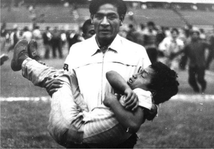 Fotografía: cortesía de Instituto Peruano del Deporte.