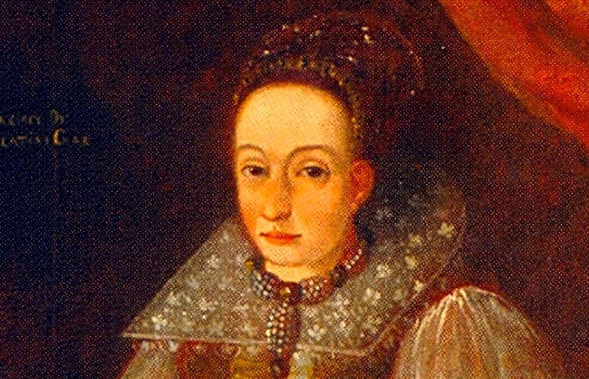 Retrato de Elizabeth Báthory (1560-1614). Autor desconocido. Imagen: DP