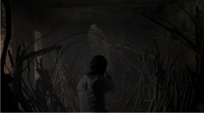 Escena de True Detective. Imagen: HBO.