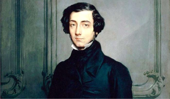 Alexis de Tocqueville, por Théodore Chassériau (DP)
