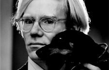 Andy Warhol. Foto: Jack Mitchell (CC)
