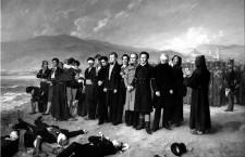 Más de cien años de pronunciamientos liberales en España