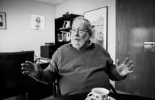 José García Abad: «En España todavía hay un sustrato franquista, un franquismo sociológico, autoritario, considerable»