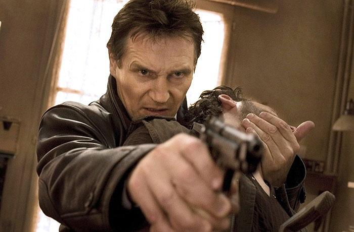 Liam Neeson en Venganza. Imagen: 20th Century Fox.