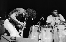 Miles Davis en 1973. Foto: Corbis.