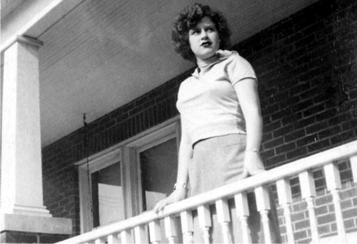 Patsy Cline. Imagen: Country Music Hall of Fame.