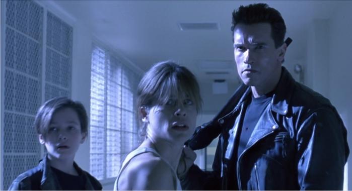 Terminator 2. Imagen: Columbia TriStar.