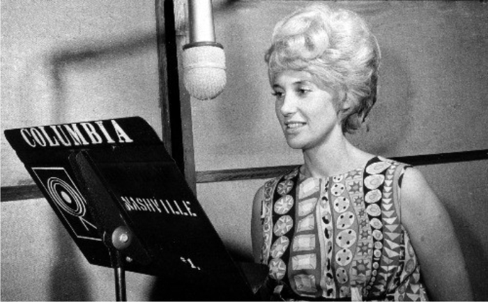 Tammy Wynette. Imagen: Columbia Records.