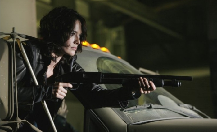 The Sarah Connor Chronicles. Imagen: FOX.