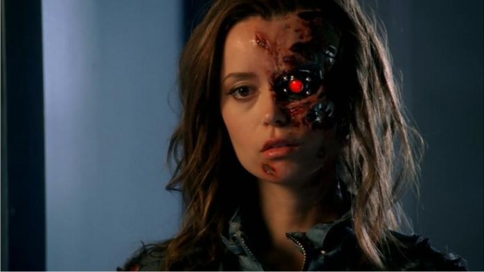 The Sarah Connor Chronicles. Imagen: FOX.