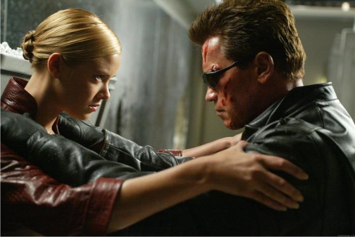 Terminator 3. Imagen: Warner Bros. Pictures.