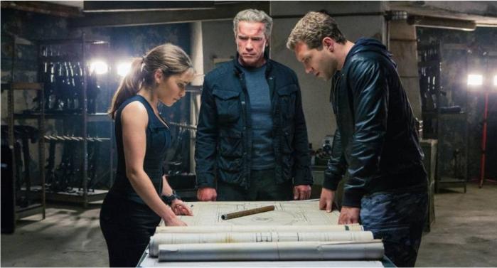 Terminator Génesis. Imagen: Paramount Pictures.